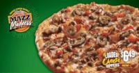Mazzio: 10 Cheesetastic Pizzas to Order This Weekend