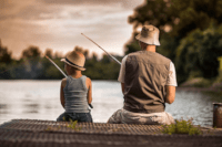 Hook, line, and sinker: 5 essential gears for your father and son's fishing trip