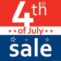 4th July Coupons & Promo codes