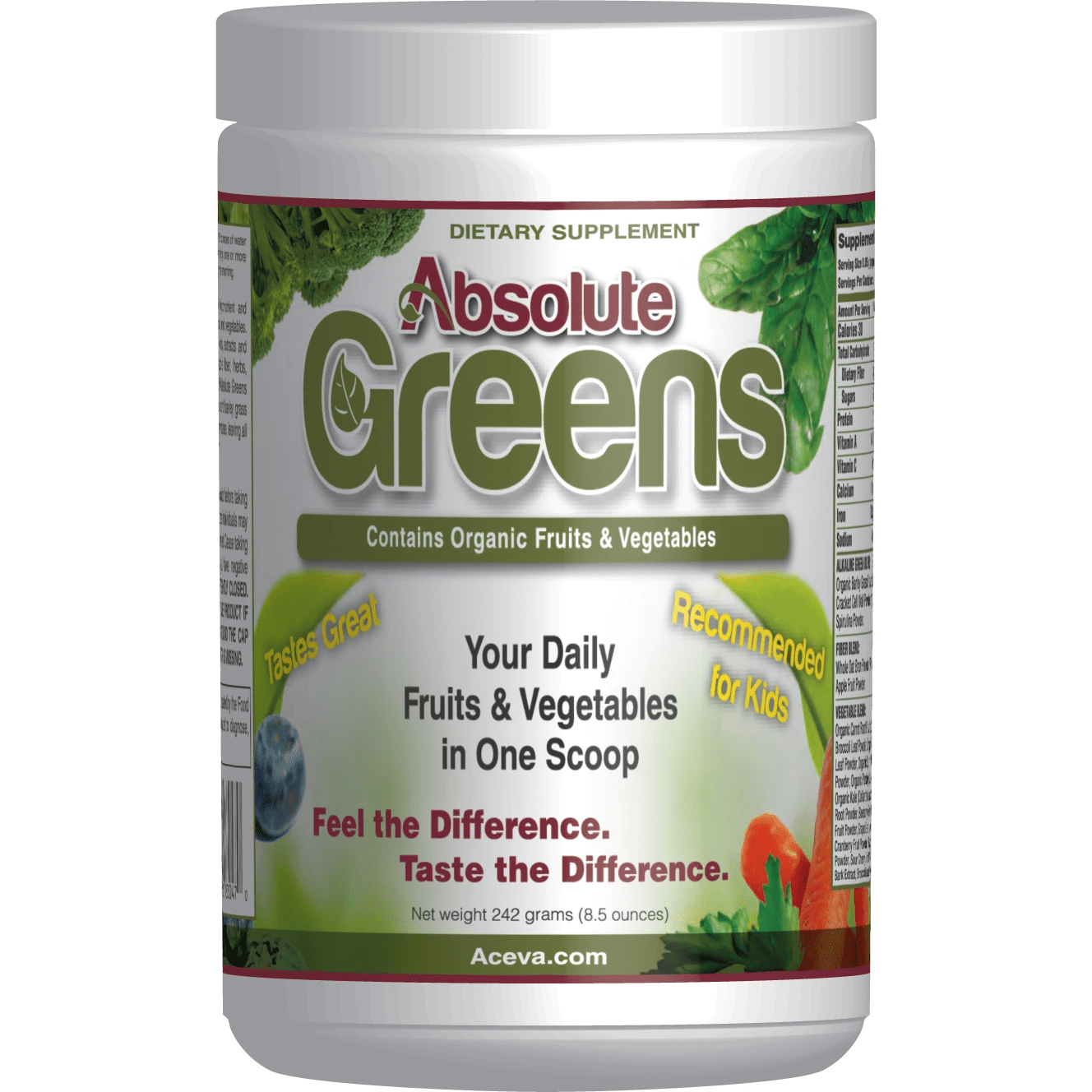 Absolute Greens