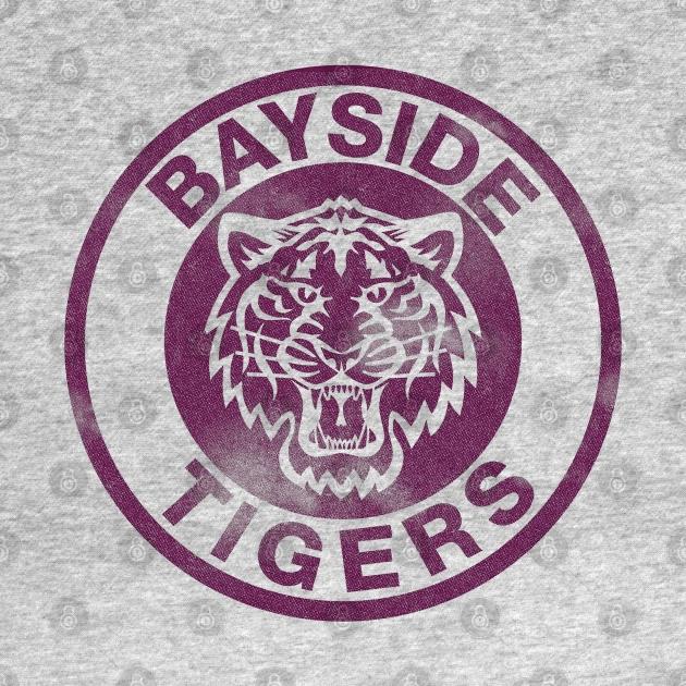Bayside Tigers gym shirt