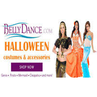 Belly Dance Coupon