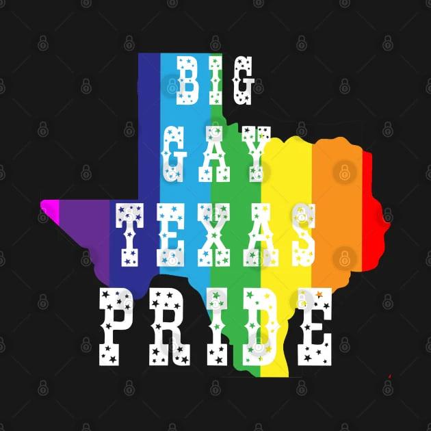Big Gay Texas pride