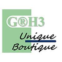 GH3 Unique Boutique Coupons & Promo codes