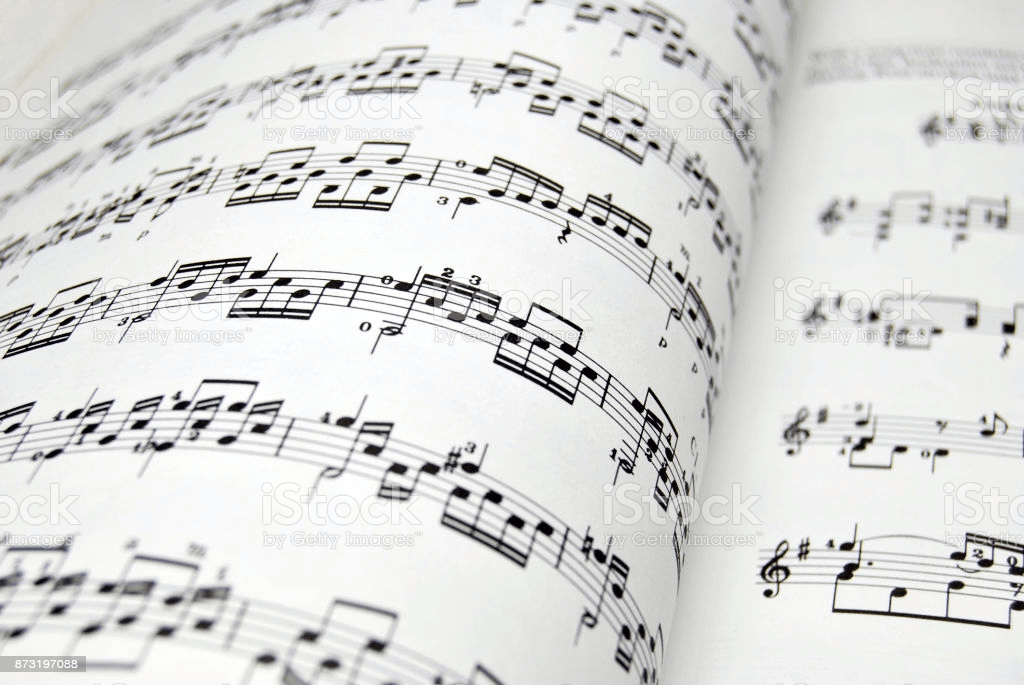 It has an extensive online music sheets library