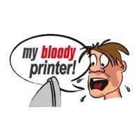 My Bloody Printer