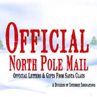 Official North Pole Mail Coupons