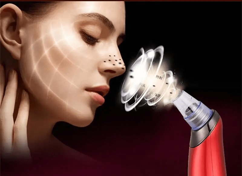 Pore Vacuum Cleansing Suction Device 1