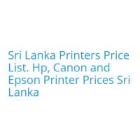Sri Lanka Printers Price