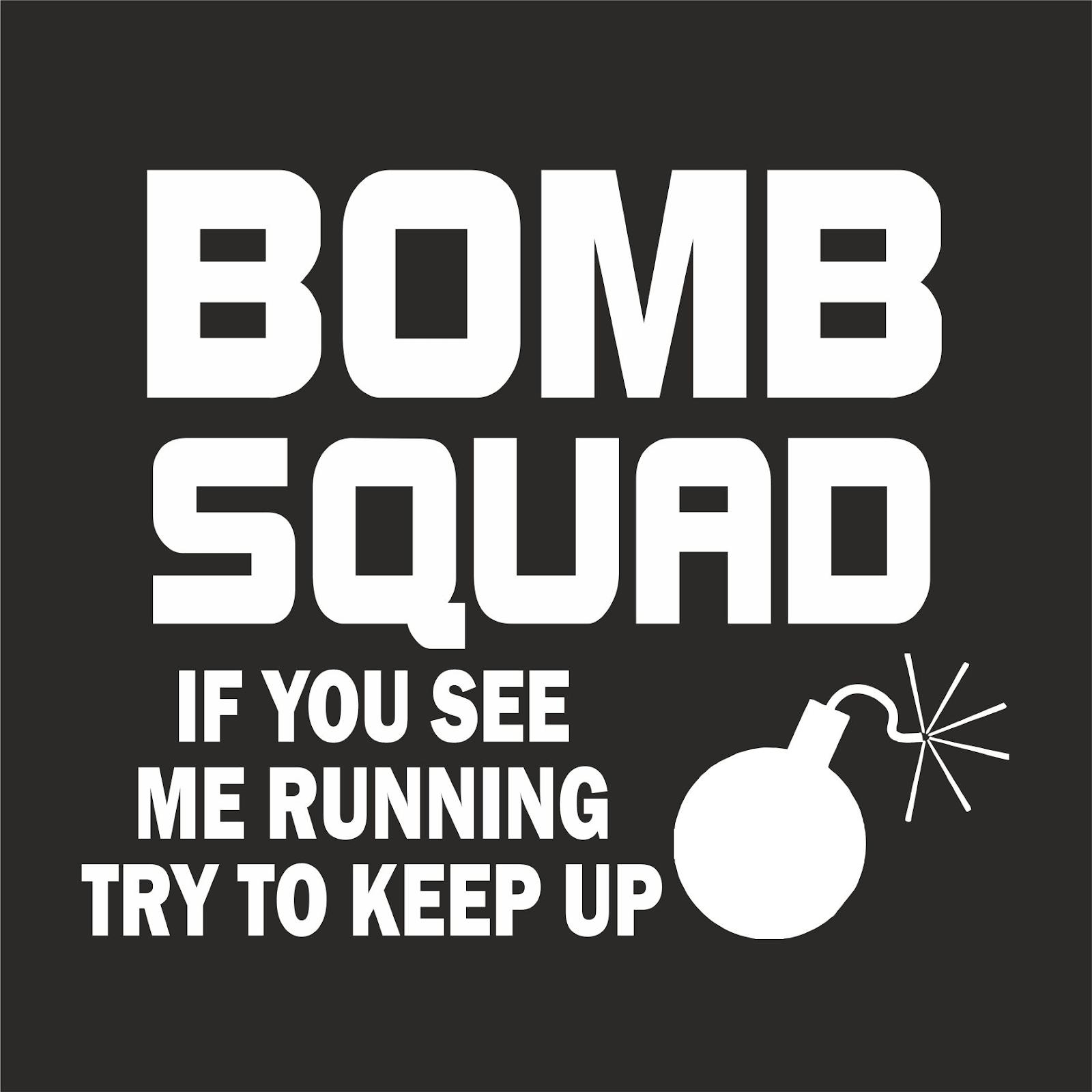 The bomb joke
