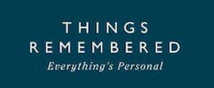 Logo Things Remembered
