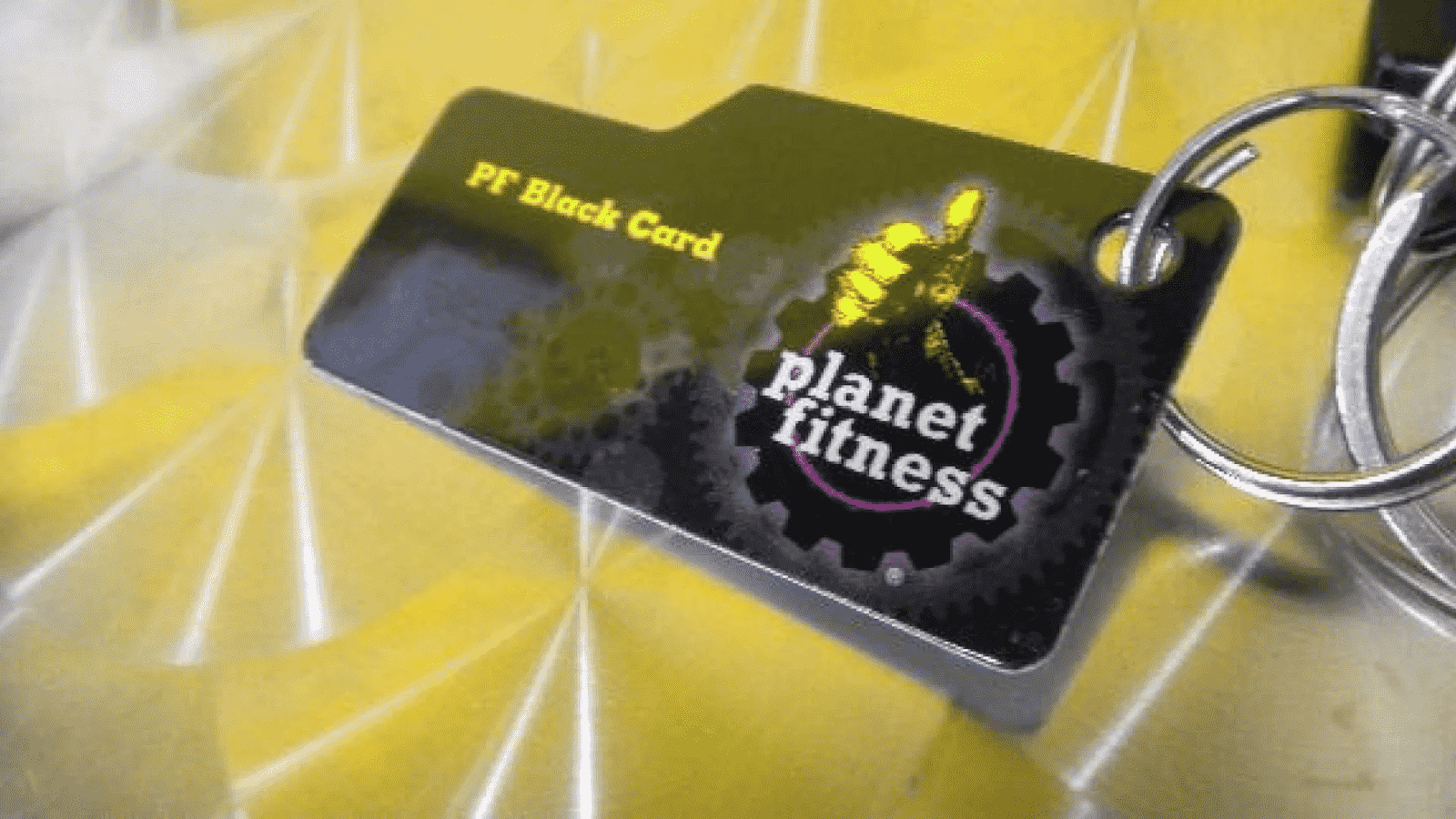 What is the Planet Fitness Black Card